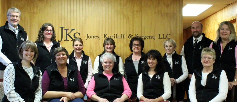 Our team as of March 2016: (back) Jeff, Catherine, Rhonda, Deb S, Susan, Rosemary, Jeanne, Nic, Becky, (front) Elizabeth, Deb P, Rosemary, Jen, Sylvia